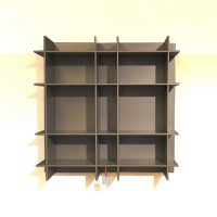 libreria sketch poliform