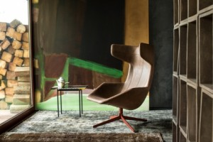 poltrona moroso take a line for a walk
