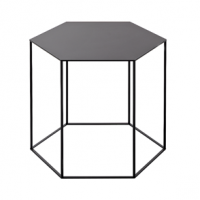 hexagon coffee table by Desalto