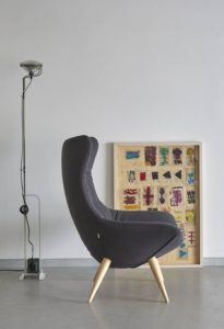 crossover armchair ambient