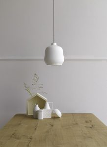 Kiki ceramic lamp by miniforms