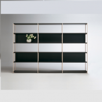 solaio bookcase made in italy design by horm