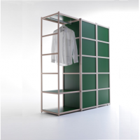 solaio wardrobe by horm italian design