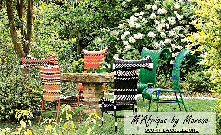 m'afrique collection by moroso design
