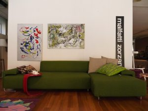 lowland sofa by patricia urquiola for moroso special price