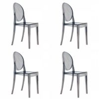Sedie Victoria Ghost Usate.Sedia Victoria Ghost Kartell Cheap Kartell Louis Ghost Prezzo Avec