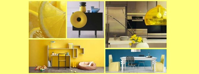 yellow interior design online store