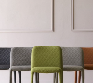 pelè chairs colors by miniforms design