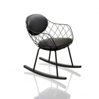 pina rocking chair by magis