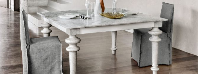 gray 32 table by gervasoni